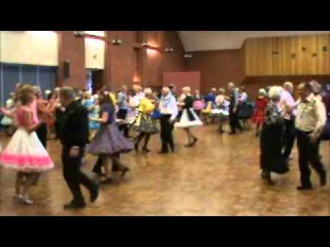 Mike Davey Square Dance Caller - It Don't Mean A Thing If It Ain't Got That Swing