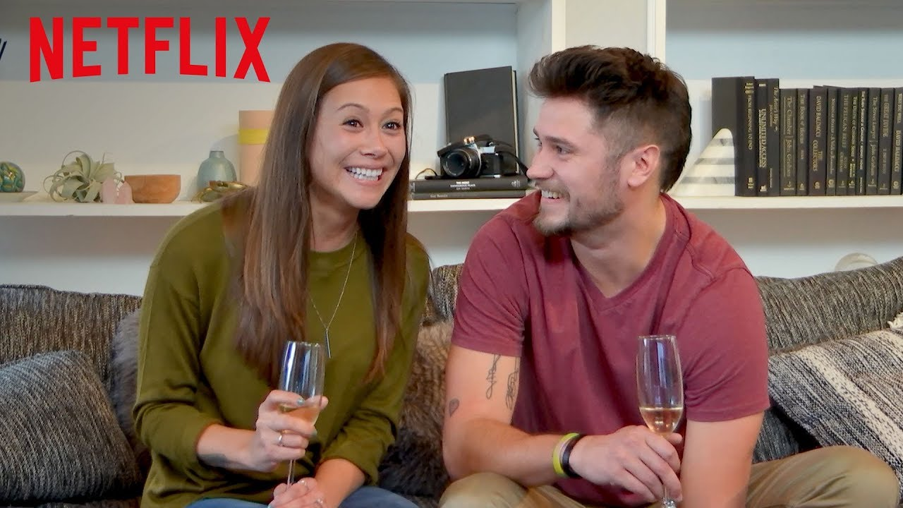 A Netflix PROPOSAL with Drew Barrymore and Timothy Olyphant | Netflix