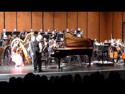 Grieg, Piano Concerto, First Movement