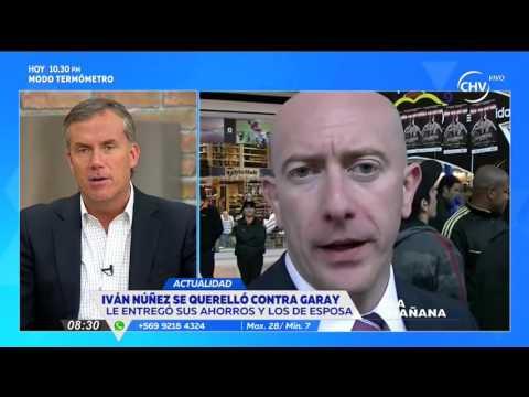 "Iván Núñez sobre Garay: ""relataba mis historias como suyas"" - La Mañana"