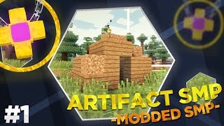Minecraft Modded Artifact Smp You Rs Challenge
