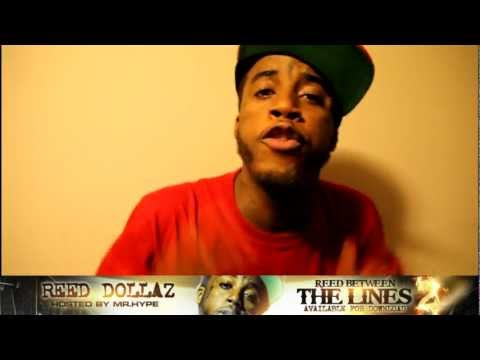 Reed Dollaz Diss Tsu Surf AAP 2012!!! (5 MIN FREESTYLE)