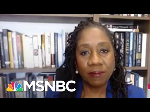 Sherrilyn Ifill: 'Exciting' That Kamala Harris Is Set To Make History   Andrea Mitchell   MSNBC