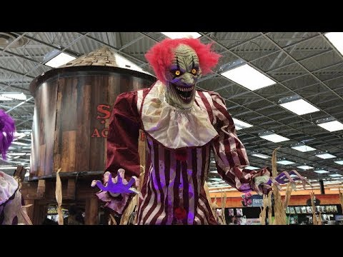 Spirit Halloween 2020 Mansfield Ma Spirit Halloween 2018: Mansfield, MA   Opening Day   YouTube