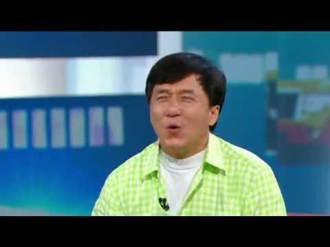 Jackie Chan Sings A Duet With George