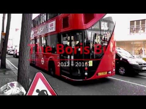 The End Of The Boris Bus: An Obituary (2012–2016?)