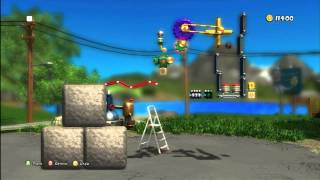 CGRundertow CRAZY MACHINES: ELEMENTS for Xbox 360 Video Game Review
