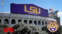 Times/Opponents set for LSU football future schedule