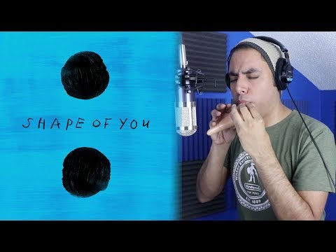 Shape of You - Ed Sheeran - Ocarina Cover || David Erick Ramos