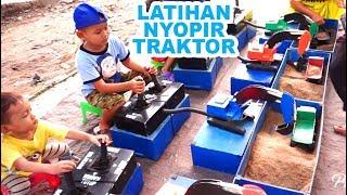 Traktor Mainan Anak, Mainan Excavator Traktor Mainan Anak Laki-Laki