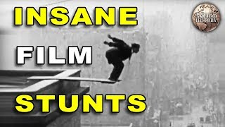 Crazy Silent Film Stunts You Won't Believe Are Real