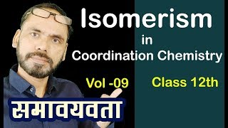 Coordination Compound video Lecture