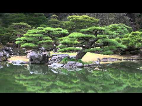 2014日本春之旅(1)-四國高松栗林公園