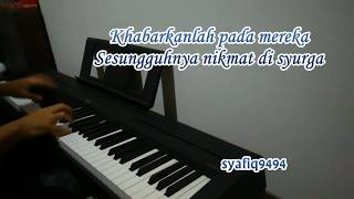 Download lagu Nastia Ft. Liyana Fizi ~ Esok Belum Tiba (OST Sweet Dreams) Piano Cover