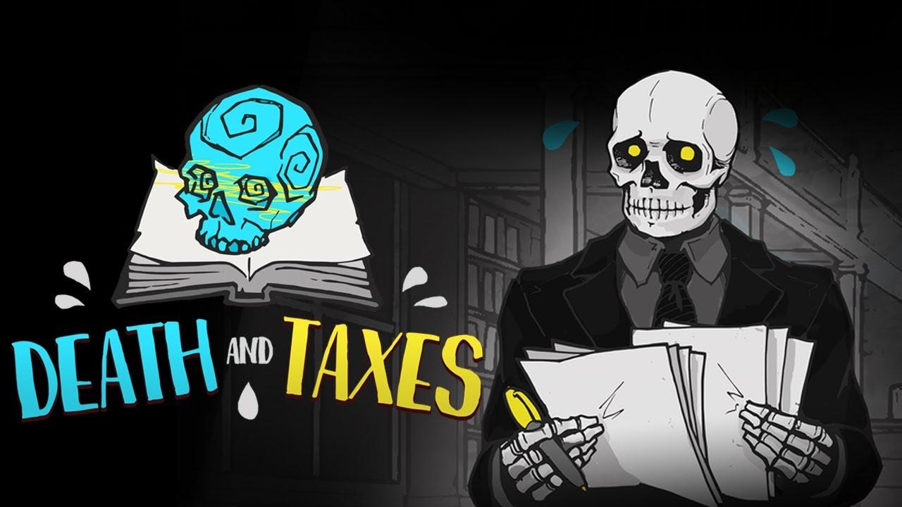 Death and taxes - jogo gratis