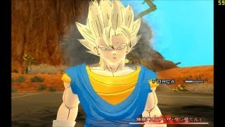 GTA SA EVOLUTION DOWNLOAD SKIN VEGETO SSJ1 VEGETTO V2 By Diego4Fun FULL HD 1080p