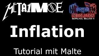 Was ist Inflation & wie werde ich sie los? - Tutorials mit Malte - GPS 4 Power & Revolution