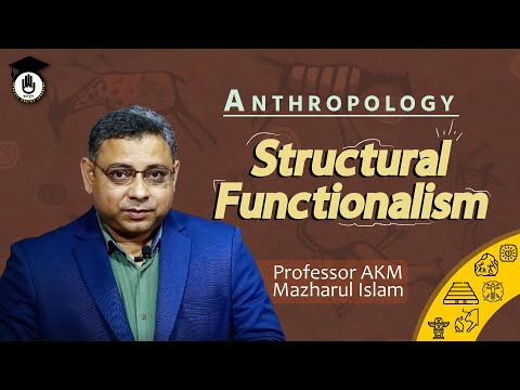 Structural Functionalism | Anthropology | University Course