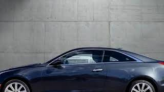 New 2017 Cadillac ATS AWD 2.0L Turbo Luxury $14,161 OFF MSRP for sale in Kelowna, BC