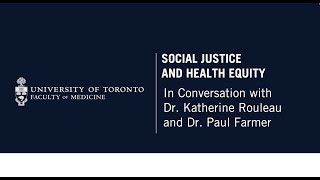 Dr Katherine Rouleau And Dr Paul Farmer Full DFCM Interview