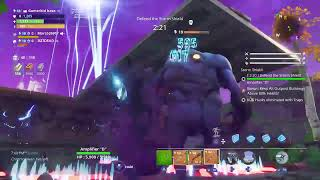 Fortnite 574 insabelty glitch
