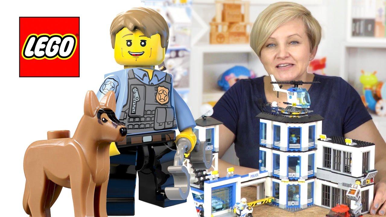 Nowości Lego City Policja