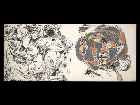 Art This Week-At the Dallas Museum of Art-Jackson Pollock: Blind Spots-Gaving Delahunty Interview