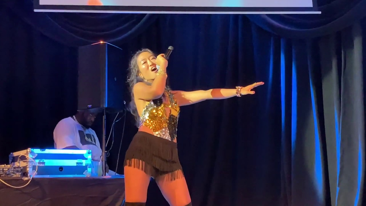 "Hito Star: ""Drop It"" at Music and Fashion Conference 2019 NYC"