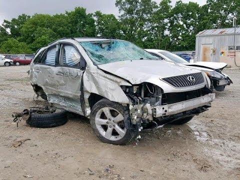 Конченый Lexus за 6 200 000