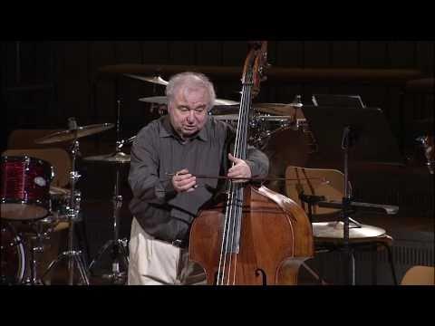 Berliner Philharmoniker Master Class -  Double Bass