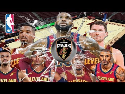TRADING THE WHOLE TEAM! NEW LOOK CLEVELAND CAVALIERS TOTAL REBUILD CHALLENGE