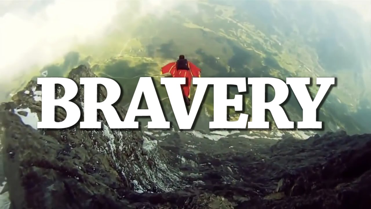 bravery visual essay