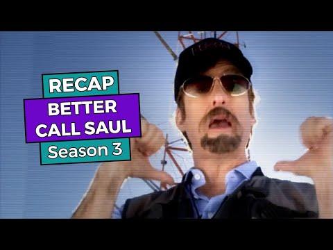 RECAP!!! - Better Call Saul: Season 3