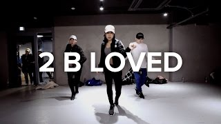 May J Lee teaches choreography to 2 B Loved by Janet Jackson Learn ...