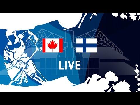 Canada - Finland   Full Game   #IIHFWorlds 2017