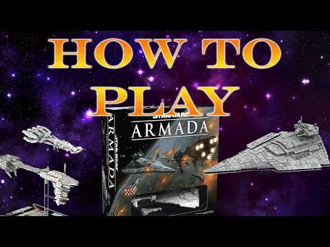 How to Play Star Wars Armada