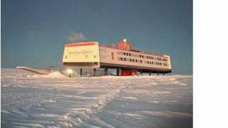 Strange Things Happening at Neumayer Station, Antarctica