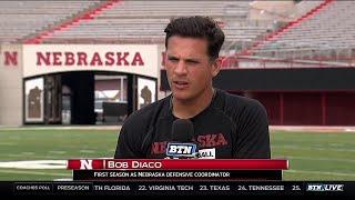 BTN Bus Tour: Nebraska DC Bob Diaco