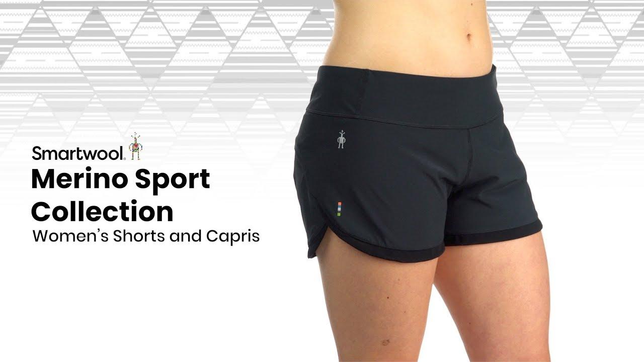 XL Smartwool Womens Merino Sport Lined Skirt Black