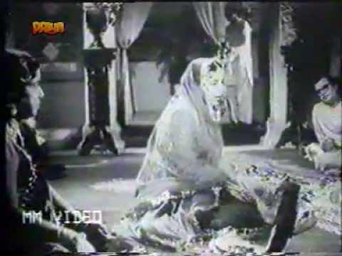 YUN HASRATON KE DAAG -LATA - RAJINDER KRISHAN -MADANMOHAN (ADALAT 1958)