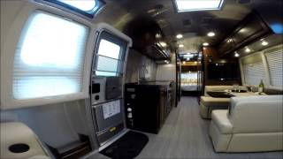 Walk Through 2015 Airstream Classic 30J Travel Trailer For Sale Movie