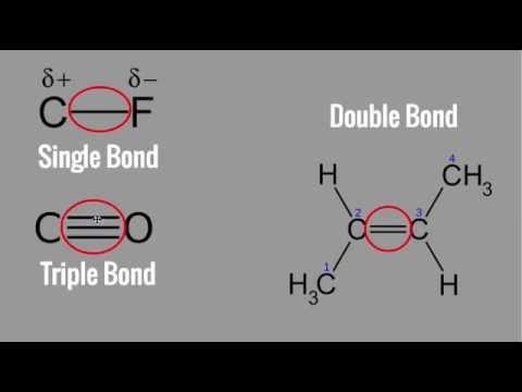 Basic Chemistry  Covalent Bonds, van der Waals Forces