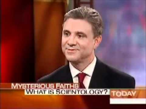 Scientology director questioned about Xenu