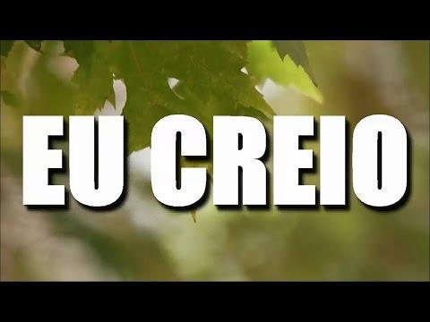 Eu Creio - This I Believe - Com Letra ( Lyric Video)