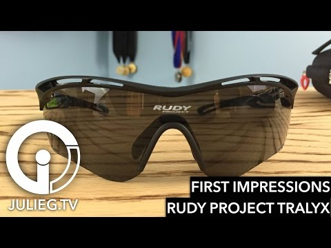 259f13dbf5 First Impressons  Rudy Project Tralyx for Shooting Sports