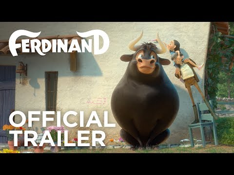 FERDINAND | Official Trailer 2 | In Cinemas December 14, 2017