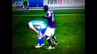 Fifa13: Funny doggystyle fail :D