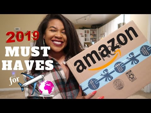 New Travel ESSENTIALS  2019| YOU NEED THESE!
