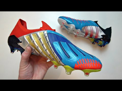 UNBOXING NEW Adidas Predator 20 'Archive' Mutator | Limited Edition Boots!