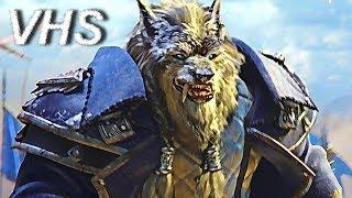 World of Warcraft: Battle for Azeroth (трейлер) - русский и ламповый - VHSник